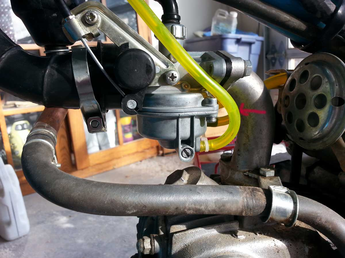 Keihin PB32C Carburetor | C70 Passport | Motorcycles