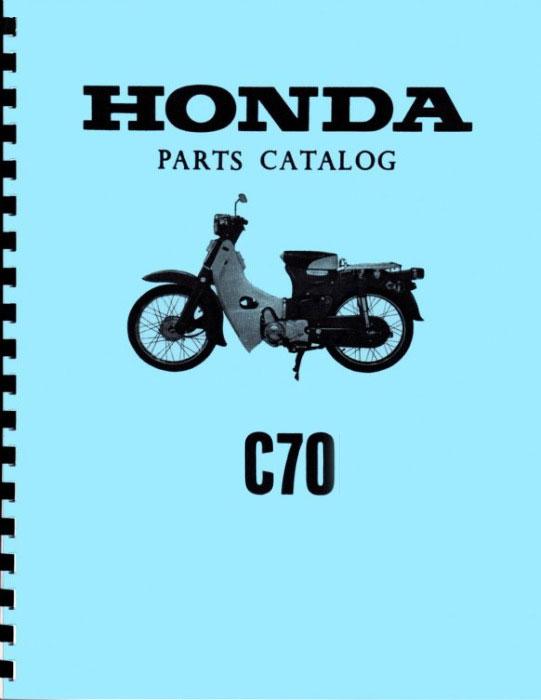 Strange 1981 Honda C70 Parts List Wiring Digital Resources Instshebarightsorg